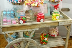 Candy bar carrao