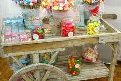 Candy bar carrao