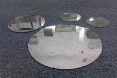 Espejos para centros de mesa