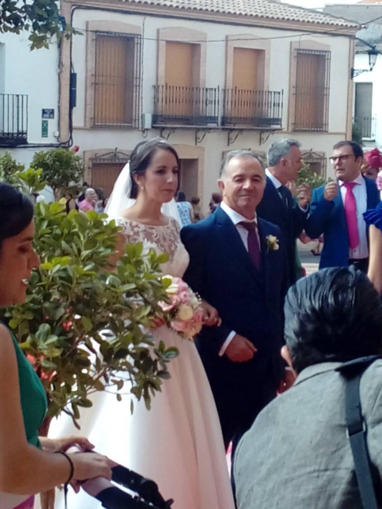 Pablo y Cristina