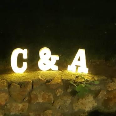 Carlos y Ana