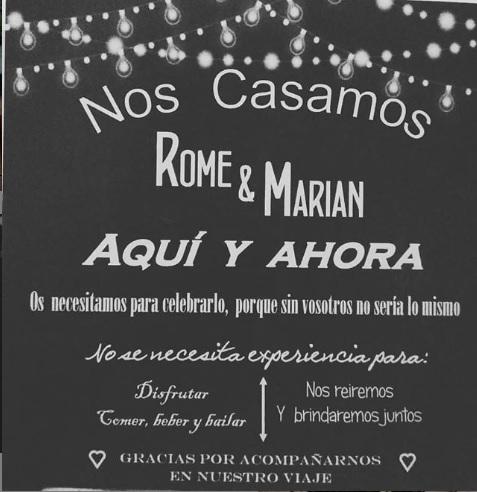Rome y Marian