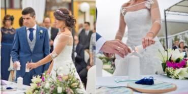 Rituales para ceremonia civil ¿Cuál escogerías?