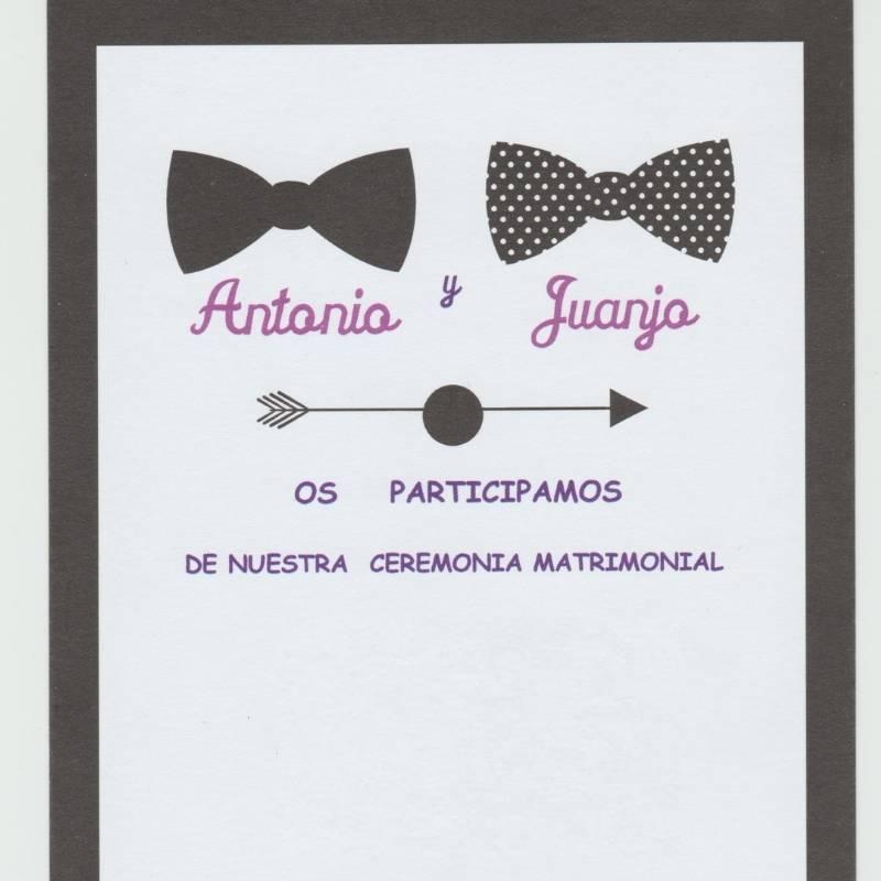 Juanjo y Antonio